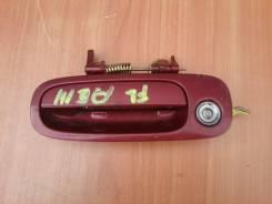 Ручка двери внешняя. Toyota Sprinter, AE111 Двигатель 4AFE