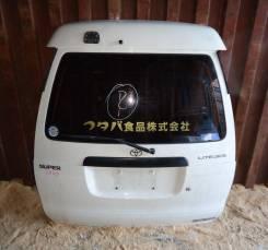 Дверь багажника. Toyota Lite Ace, KR42 Двигатель 7K