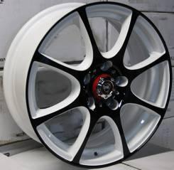 NZ Wheels. 6.5x16, 5x114.30, ET40, ЦО 66,1мм.