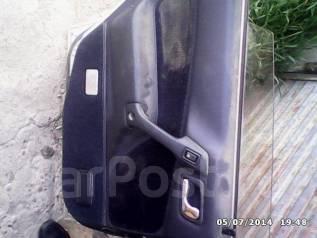 Ручка двери внутренняя. Mitsubishi Galant, E31A, E32A, E32AR, E33A, E35A, E37A, E38A, E39A Двигатели: 4G32, 4G37, 4G63, 4G67