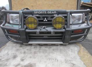 Ноускат. Mitsubishi RVR Двигатель 4G63
