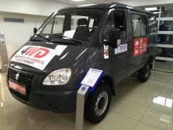 ГАЗ 2217 Баргузин. Продажа Баргузина 4*4 от официального дилера, 2 900 куб. см., 7 мест