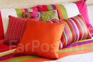 Пошив штор, интерьерного текстиля.