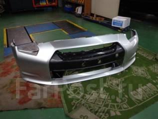 Бампер. Nissan GT-R, R35 Двигатель VR38DETTM. Под заказ
