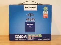 Panasonic. 100 А.ч., правое крепление, производство Япония