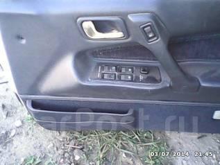 Обшивка двери. Mitsubishi Galant, E32A, E31A, E33A, E34A, E35A, E37A, E38A, E39A Двигатели: 4G37, 4G32, 4G63, 4D65, 4D65T, 4G67