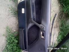 Обшивка двери. Mitsubishi Galant, E32A, E31A, E33A Двигатели: 4G37, 4G32, 4G63