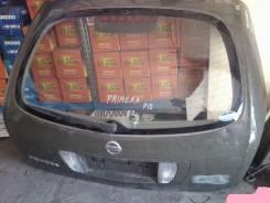 Дверь багажника. Nissan Primera, WHP12, TP12, WRP12, WTP12, WTNP12, P12 Двигатели: QR20DE, SR20VE, QR25DD