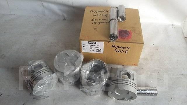 Поршень. Mitsubishi Delica Mitsubishi Pajero Двигатель 4D56. Под заказ