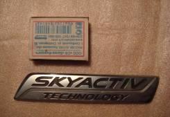Эмблема. Mazda Mazda6, GY, GJ Mazda CX-5