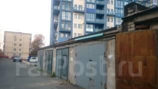 Гаражи капитальные. улица Днепровская 14,ильичева4, р-н Столетие, 43 кв.м., подвал. Вид снаружи