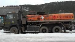 Камаз 5320. Продам или обменяю камаз 5320 бензовоз с прицепом установлен тахогроф, 10 850 куб. см., 10 000 кг.