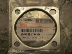 Прокладка глушителя. Isuzu VehiCross, UGS25DW Двигатель 6VD1