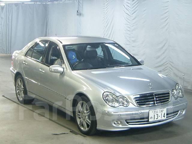 Mercedes-Benz. W203