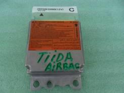 Блок управления airbag. Nissan Tiida, C11, NC11, JC11 Nissan Tiida Latio, SNC11, SC11, SJC11 Двигатели: MR18DE, HR15DE