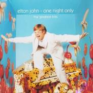 "CD Elton John ""One night only - The greatest hits"" 2000 England"