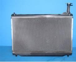 Радиатор охлаждения двигателя. Mazda Demio, DY3R, DY3W, DY5W, DY5R