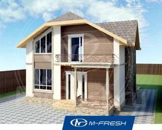 M-fresh Jamaica (Покупайте сейчас со скидкой 20%! Узнайте! ). 100-200 кв. м., 2 этажа, 5 комнат, кирпич