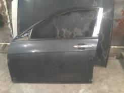 Продам дверь переднюю левую в сборе для хонда аккорд cl7, cl9, cm2