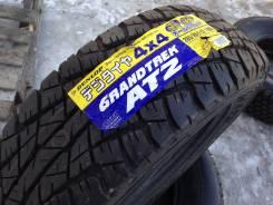 Dunlop Grandtrek AT2. Грязь AT, 2007 год, без износа, 4 шт