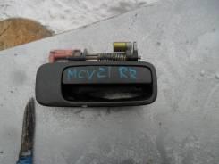 Ручка двери внешняя. Toyota Windom, MCV21 Двигатель 2MZFE