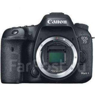 Canon EOS 7D Mark II Body. 20 и более Мп, зум: без зума. Под заказ