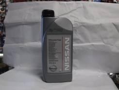 Nissan. Вязкость 80W90