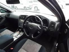 Воздуховод с часами. Toyota Aristo, JZS161 Двигатель 2JZGTE