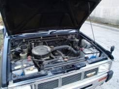 Двигатель Nissan Datsun TD27 BMD21 1996