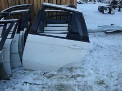 Дверь BMW X5, левая задняя