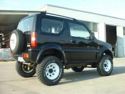 Ходовая часть. Suzuki Jimny