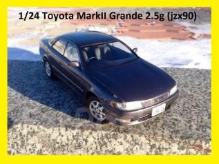 Сборная Модель Toyota Mark II Grande 2.5g (jzx90) 1/24. Хабаровск. Toyota Mark II, JZX90