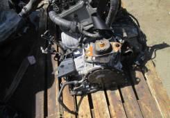 Автоматическая коробка переключения передач. Nissan Tiida Latio, SC11 Двигатель HR15DE
