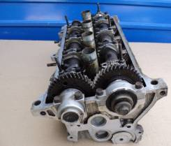 Головка блока цилиндров. Toyota Starlet, EP82 Двигатель 4EF