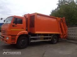 Продам Мусоровоз МС-18К на шасси Камаз-53605. 6 700куб. см.