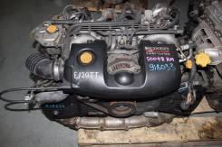 Двигатель для Субару Subaru EJ20Hdxcje TT 206 4WD 2001г в Москве