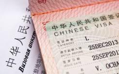 Любые визы в Китай для всех граждан РФ! Р-н Эгершельд