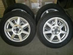 Продам колеса Bridgestone Ecopia Regno 195 / 60R15 BS Regno 2014 года