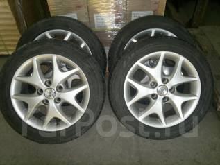 Продам колеса на оригинальном литье Toyota. 6.5x16 5x114.30 ET50 ЦО 60,0мм.