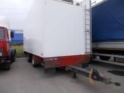 Ford Transit Jumbo. Прицеп рефрижератор Jambo, 13 000 кг.