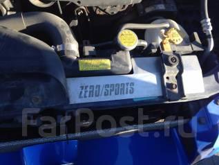 Радиатор охлаждения двигателя. Subaru Impreza WRX STI, GDB Subaru Impreza, GD, GDB, GDA