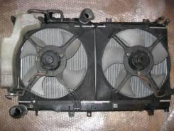 Радиатор охлаждения двигателя. Subaru Legacy, BP5, BP, BL5 Subaru Legacy B4, BL5 Subaru Legacy Wagon, BP5 Двигатель EJ20
