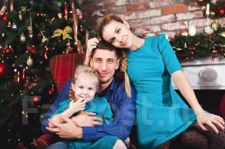 Новогодние и семейные фотосессии!