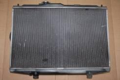 Радиатор охлаждения двигателя. Honda Odyssey, GH-RA7, GH-RA6, LA-RA7, LA-RA6 Двигатель F23A