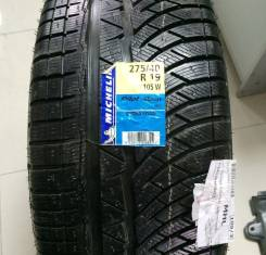 Michelin Pilot Alpin PA4. Зимние, без шипов, 2015 год, без износа, 4 шт. Под заказ