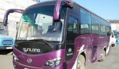 Shenlong. Автобус Sunlong SLK6798F1A, 28 мест