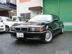 BMW 7-Series. E38, M62