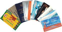 Дизайн визиток, листовок, открыток, этикеток во Владивостоке