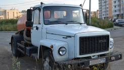 Вакуумная машина, ассенизатор (илосос) ГАЗ-3309
