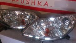 Фара. Mitsubishi Colt, Z28A, Z25A, Z27A, Z33AM, Z26A, Z36A, Z34AM, Z35AM Двигатели: 4G15, 4G19, 4A90, 4A91